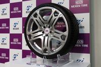 日本市場では、まずはネクセンブランドの乗用車用プレミアムタイヤ「N FERA」シリーズを中心に訴求していくとしている。写真は「ネクセンN FERA SU1」。