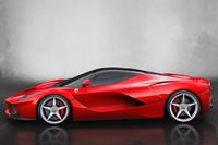 特別限定車、車名は「ラ フェラーリ」に【ジュネーブショー2013】の画像
