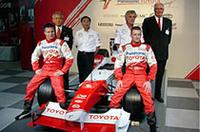 【F1日本GP】トヨタ、「とにかく完走を目指す」の画像