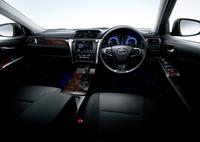 トヨタ・カムリがデザイン一新 安全装備も強化の画像