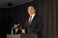 日産のカルロス・ゴーン氏は「日産はあくまで株主」として、三菱自動車の経営に過度に介入する意向がないことを強調。同時に「(今回の提携は)17年間のルノー日産アライアンスの成功にもとづくもの」と述べ、今回の提携の成功に自信を見せた。