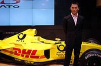【F1日本GP】佐藤琢磨、「鈴鹿では入賞を!」の画像
