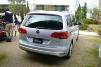 VWのフルサイズミニバン「シャラン」上陸の画像