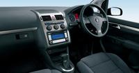 「VWゴルフ・トゥーラン」が高出力、低燃費にマイナーチェンジの画像