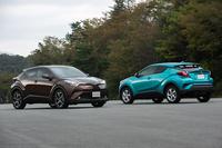 2016年末にも国内販売の開始が予定される、トヨタの新型クロスオーバーモデル「C-HR」。今回は、そのプロトタイプの試乗会で、開発にまつわる話を主要スタッフに聞いた。