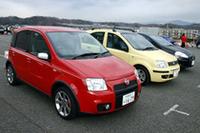 フィアット/アルファ・ロメオ:「フィアット500」は3月発売 「アルファ147」には特別仕様車も【JAIA08】の画像