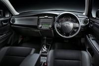 「カローラフィールダー」に白と黒の特別仕様車の画像