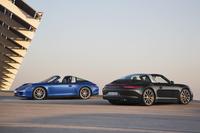 ポルシェが新型「911タルガ」を日本に導入の画像