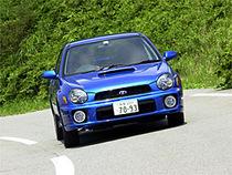 スバル・インプレッサWRX NB(5MT)【ブリーフテスト】