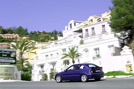 BMW316ti(5MT)【海外試乗記】