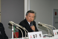 「技術とデザインでブランドを再構築したい」と相川氏。