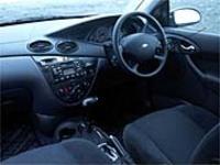 フォード・フォーカス1600ギア(4AT)【ブリーフテスト】の画像