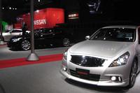 日産:パドックから眺める「GT-R」は格別【東京オートサロン2010】の画像