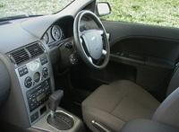 フォード・モンデオセダン/モンデオワゴン (4AT)【試乗記】の画像