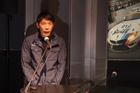 チーム代表兼監督の鈴木康昭氏。「このチームを作ったことに間違いはなかった。今年は、チャンピオンになれると思っています」。