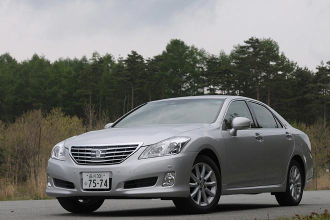 トヨタ・クラウン 3.0ロイヤルサルーンG(FR/6AT)【試乗記】