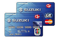 スズキ、自社ブランドのクレジットカード発行の画像
