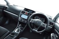 スバル、SUV「XV」の一部仕様を変更の画像