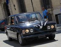 「フィアット124」は、かつてジョルジョさんの祖父のものだった。モデル末期の1972年に登場した1.6リッターツインカム仕様の「スペシャルT1600」である。
