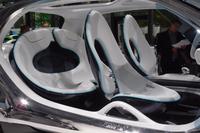 メルセデスが新型「Sクラス クーペ」を示唆【フランクフルトショー2013】の画像