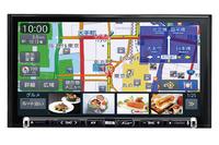 インテリジェントボイスも地図更新も必要に応じて料金を払えばよいという人向けの2DINモデル「NX615」。