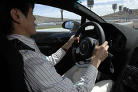 ランボルギーニ・ガヤルド・スーパーレジェーラ(4WD/2ペダル6MT)【海外試乗記(後編)】の画像