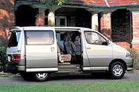 「マークII」「ハリアー」「グランドハイエース」に特別仕様車の画像