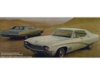 「ビュイック・スカイラーク」 もともとはビュイック操業50周年を記念して作られたモデルだったが、60年代に復活してコンパクトなスポーティーカーのラインとなった。コンバーチブルからセダンまで、さまざまな車型がある。