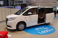 新型「トヨタ・ヴォクシー/ノア」発売の画像