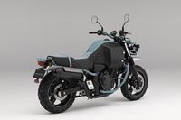 ホンダがコンセプトバイク「ブルドッグ」を公開の画像