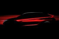三菱がコンパクトSUVのコンセプトカーを出品【ジュネーブショー2015】の画像