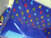 「いすゞ・エルガ ハイブリッド ノンステップバス」の優先席。