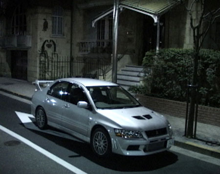 三菱ランサーエボリューションVIIGSR(5MT)【試乗記】