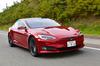 第383回:テスラが自動運転機能の安全性を強化新ソフト「バージョン8.0」搭載の「モデルS」に試乗