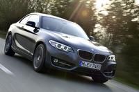 「BMW 220iクーペ」