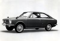1968年5月に初代カローラ・シリーズに追加された「カローラ・スプリンター」。セミファストバックだったセダンのルーフをファストバックに改めたクーペモデル。エンジンは当初1100ccで、69年9月に1200ccに拡大された。