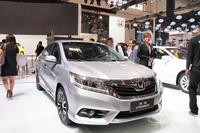 2013年6月に発売された「ホンダ・クライダー」。ホンダ初の中国開発・中国向けモデル。