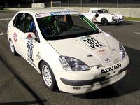 これがトヨタ「プリウス」のレースカーだ!