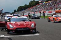 SUPER GTドライバーが集結! お台場で「SUPER GT 夏祭り」開催
