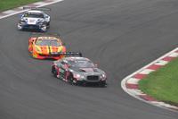 各メーカーのGT3車両やカップカーベースの競技車両によって競われるGTアジアシリーズ。コース上ではフェラーリやポルシェ、ベントレー、アストンマーティンなどによるバトルが繰り広げられる。