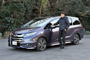 「谷口信輝の新車試乗」――ホンダ・オデッセイ アブソルートEX Honda SENSING(後編)