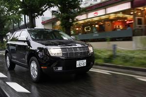 リンカーンMKX(4WD/6AT)【試乗速報】