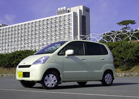 スズキMRワゴン Xナビパッケージ (2WD/4AT)/ターボT(2WD/4AT)【試乗記】