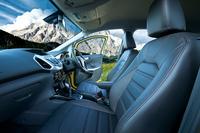 フォード・エコスポーツにイエローの限定モデルの画像