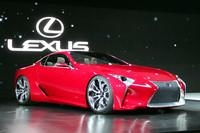 夢の日本車がデトロイトで競演(前編)【デトロイトショー2012】