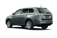 「アウトランダーPHEV G Navi Package」
