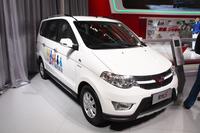 上海GM五菱の小型ワゴン「五菱宏光」。