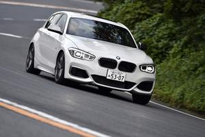 BMW M135i(FR/8AT)【試乗記】