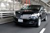 リンカーンMKX(4WD/6AT)【試乗記】