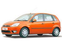 「フォード・フィエスタ」、月々5000円で乗れるローンキャンペーンの画像